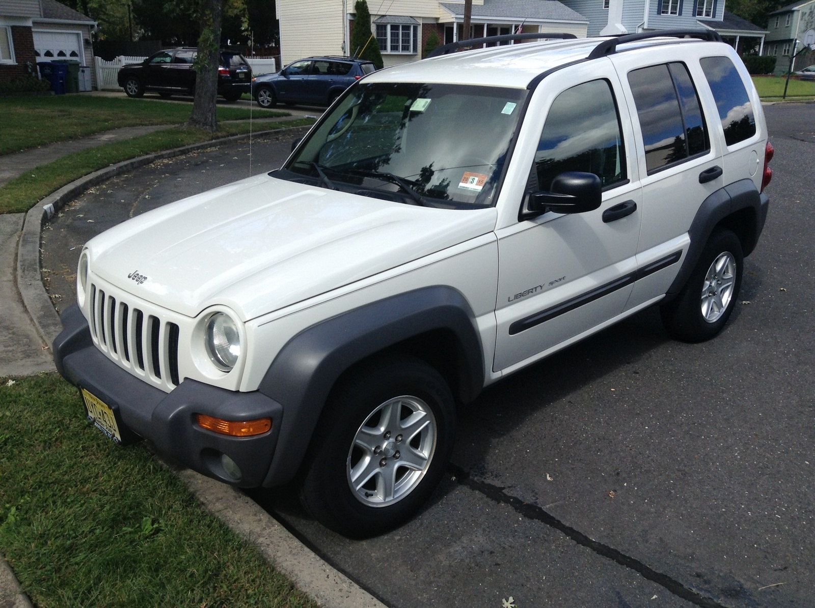 2003 Jeep Liberty Pictures Cargurus