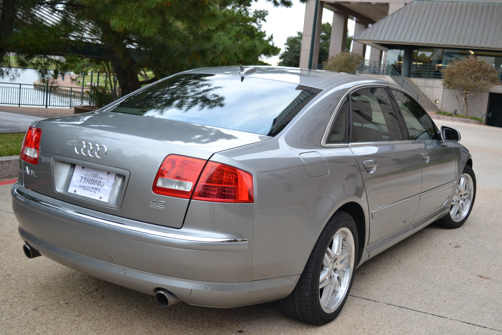 2004 audi a8 overview cargurus used cars new cars html autos post. Black Bedroom Furniture Sets. Home Design Ideas