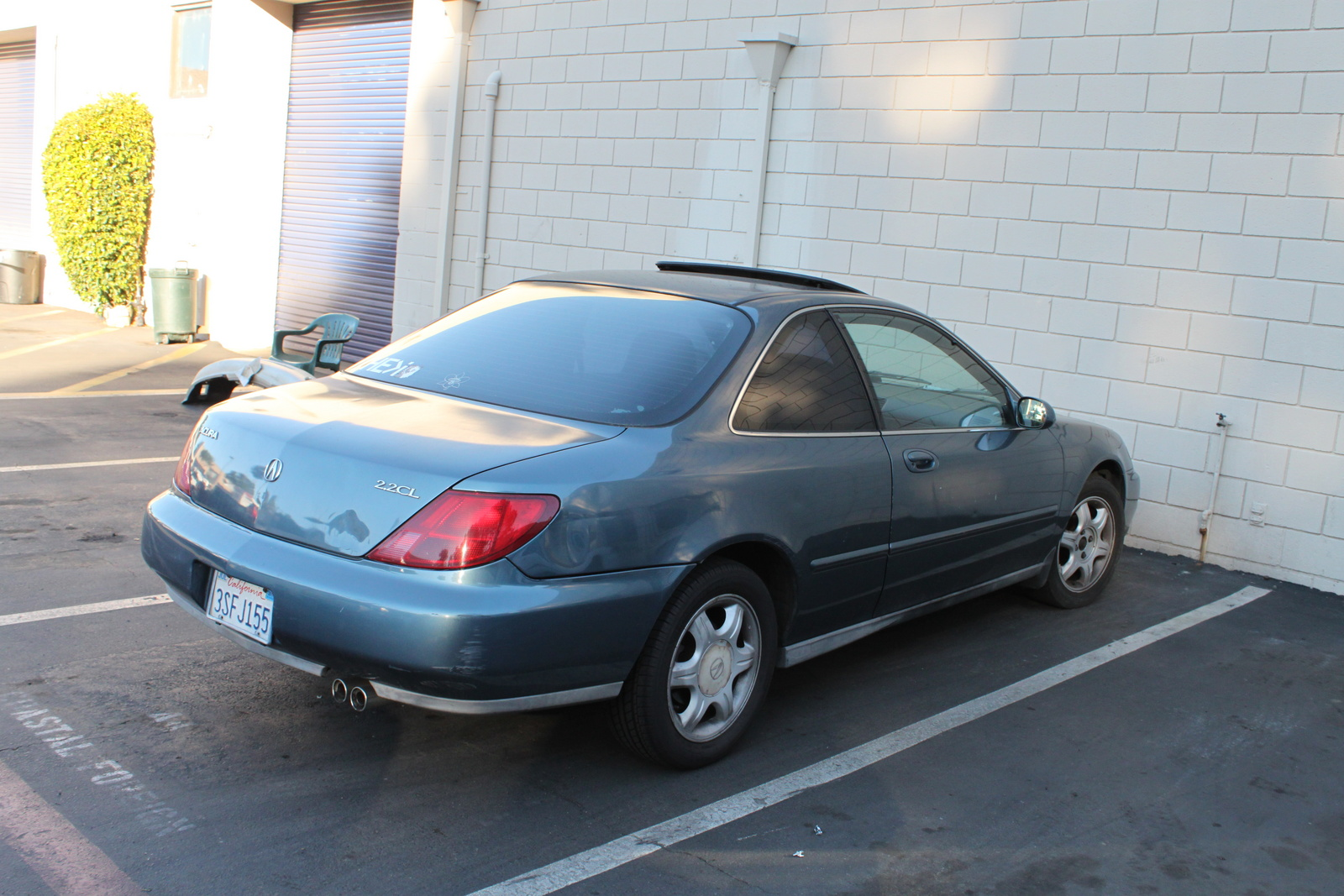 Picture of 1997 Acura CL 2 Dr 2.2 Coupe