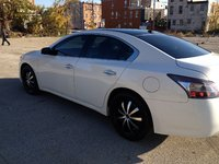 Picture of 2012 Nissan Maxima SV, exterior, gallery_worthy