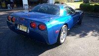 Picture of 2002 Chevrolet Corvette Z06, exterior