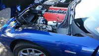 Picture of 2002 Chevrolet Corvette Z06, engine