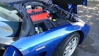 Picture of 2002 Chevrolet Corvette Z06, engine
