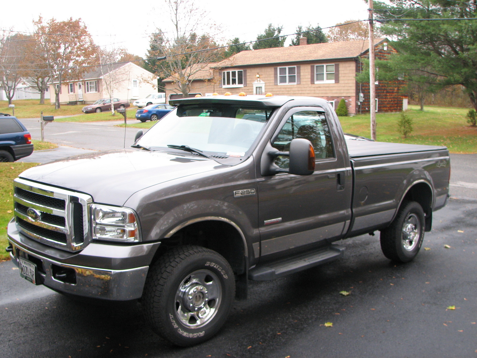 2007 ford f250 king ranch review. Black Bedroom Furniture Sets. Home Design Ideas