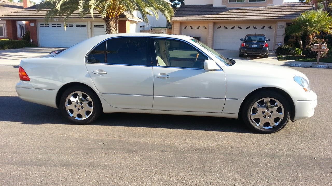 2003 Lexus Ls 430 Pictures Cargurus