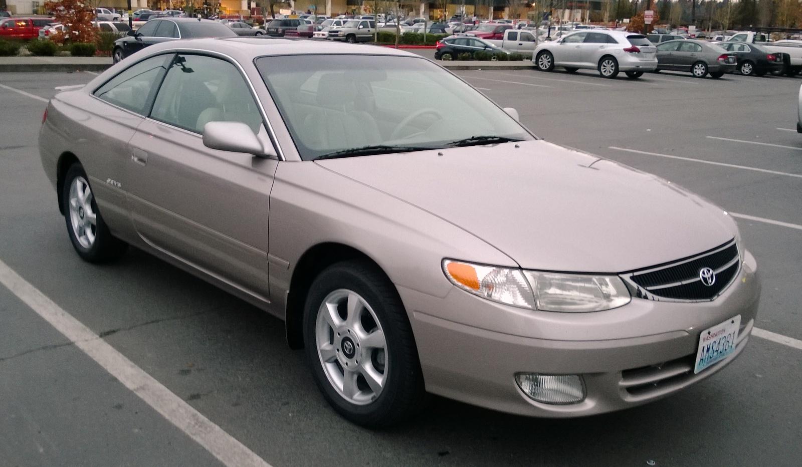 1999 Toyota Camry Solara Pictures Cargurus
