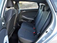 2013 Hyundai Accent SE Hatchback, interior
