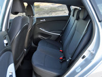 2013 Hyundai Accent SE Hatchback, safety, interior