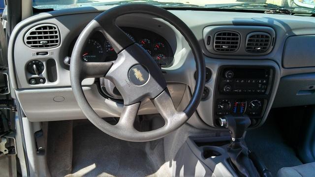 2007 Chevrolet TrailBlazer - Interior Pictures - CarGurus