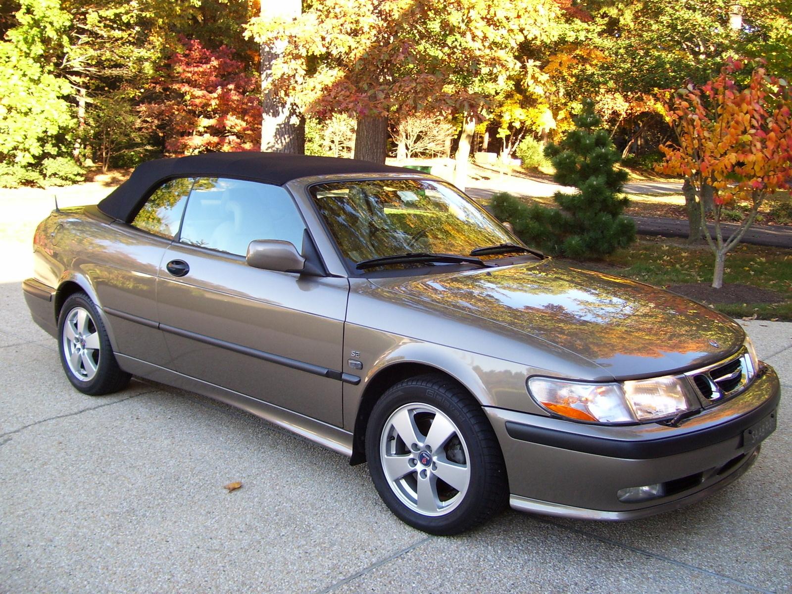 2002 Saab 9 3 Pictures Cargurus