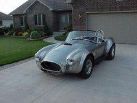 1965 Shelby Cobra, Titanium Snake, exterior