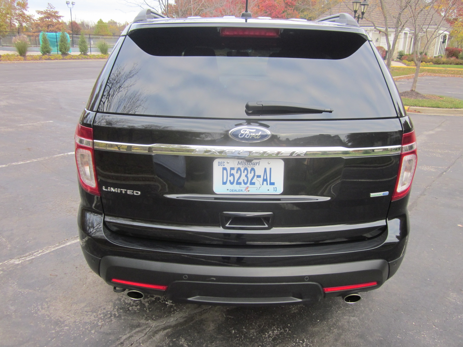 2013 ford explorer limited 4wd picture exterior. Cars Review. Best American Auto & Cars Review