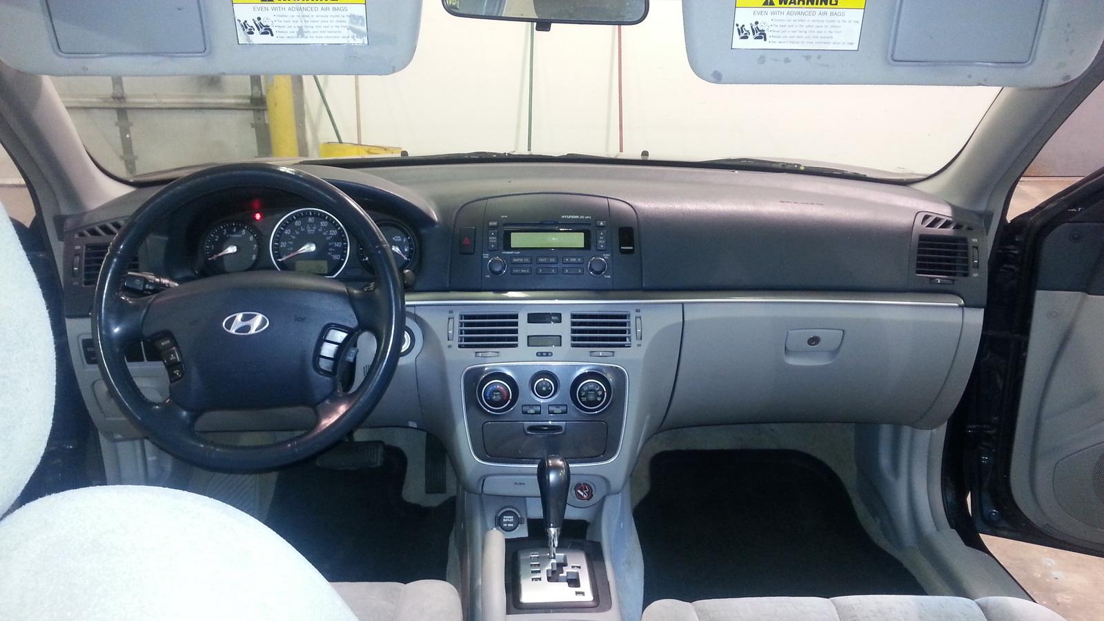 2007 Hyundai Sonata Interior Pictures Cargurus