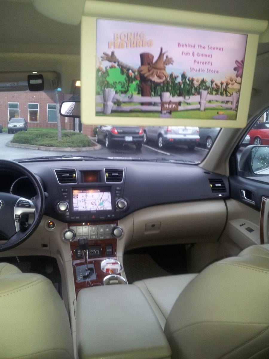 2011 Toyota Highlander Pictures Cargurus