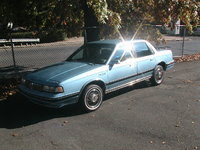 Picture of 1990 Oldsmobile Cutlass Ciera 4 Dr S Sedan, exterior