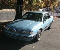 Picture of 1990 Oldsmobile Cutlass Ciera 4 Dr S Sedan, exterior