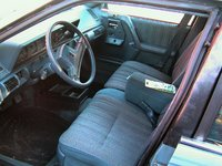 Picture of 1990 Oldsmobile Cutlass Ciera 4 Dr S Sedan, interior