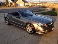 Picture of 2009 Mercedes-Benz SL-Class SL550, exterior