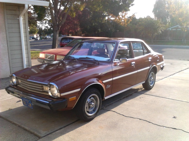 1978 Dodge Colt clean in and out.