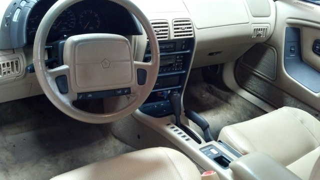 Picture of 1995 Chrysler Le Baron GTC Convertible, interior, gallery_worthy