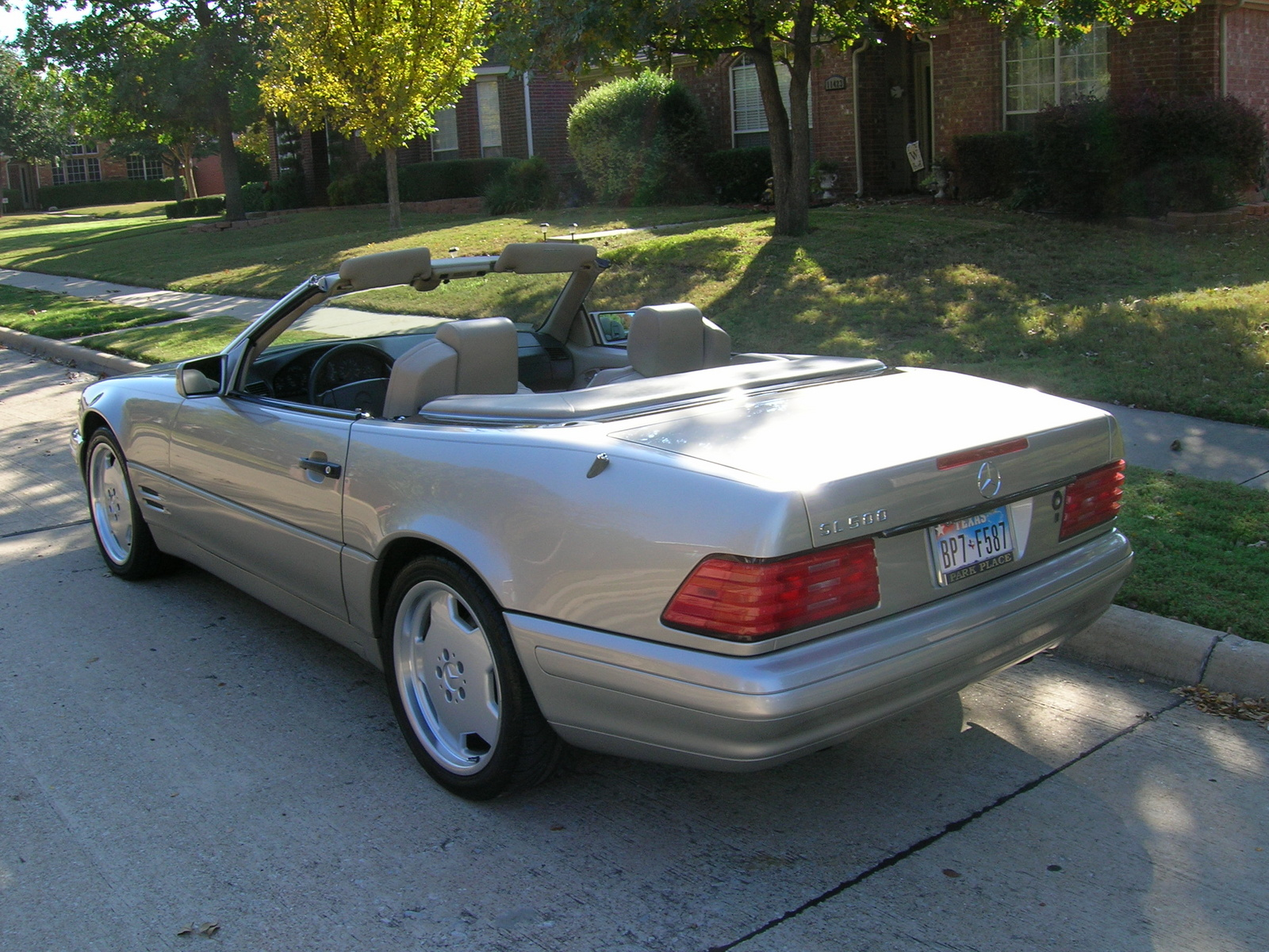 1997 mercedes benz sl class pictures cargurus for Mercedes benz sl class sl500