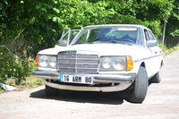 1976 Mercedes-Benz 280 Overview
