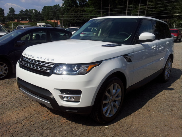 Picture of 2013 Land Rover Range Rover