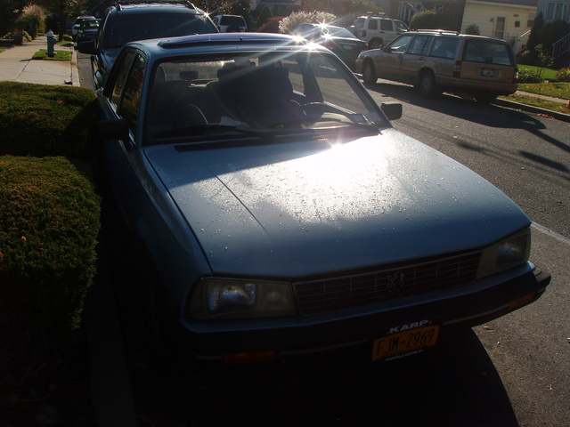 Picture of 1985 Peugeot 505