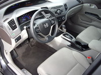 Picture of 2012 Honda Civic GX, interior