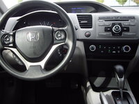 Picture of 2012 Honda Civic GX, interior