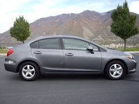 Picture of 2012 Honda Civic GX, exterior