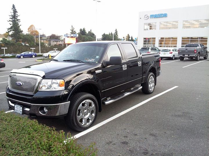 2008 ford f150 ftx autos post. Black Bedroom Furniture Sets. Home Design Ideas