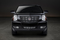 2014 Cadillac Escalade ESV, Head-on view. Copyright General Motors, exterior, manufacturer