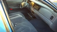 Picture of 1998 Ford Crown Victoria Police Interceptor, interior