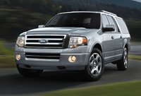 2014 Ford Expedition, Front-quarter view, manufacturer, exterior