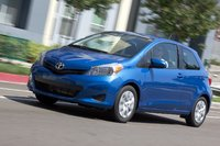 2014 Toyota Yaris Picture Gallery