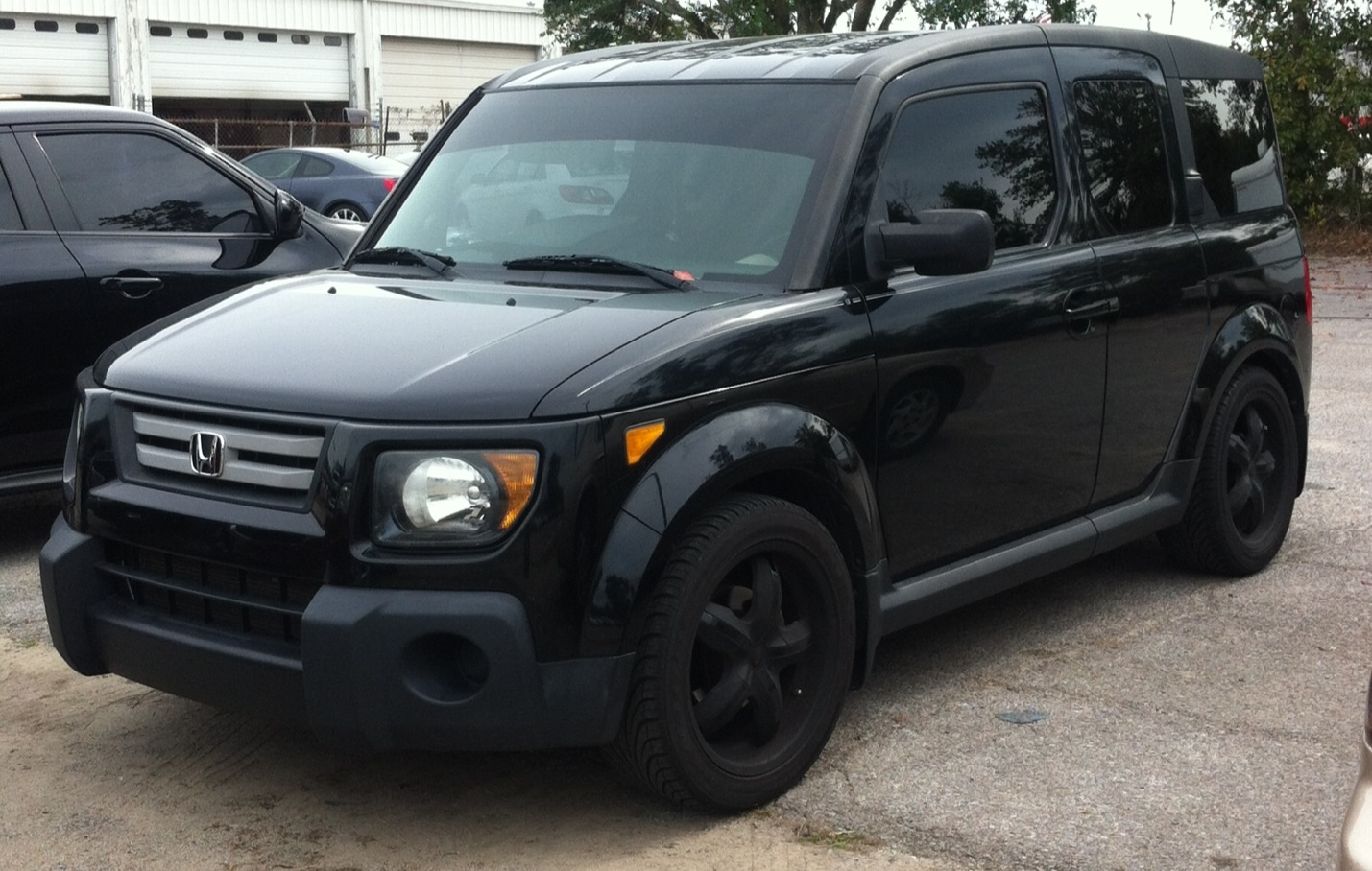 2007 Honda Element Pictures Cargurus