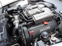 Picture of 2002 Jaguar XJR 4 Dr Supercharged Sedan, engine