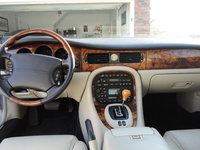 Picture of 2002 Jaguar XJR 4 Dr Supercharged Sedan, interior