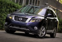 2014 Nissan Pathfinder Picture Gallery