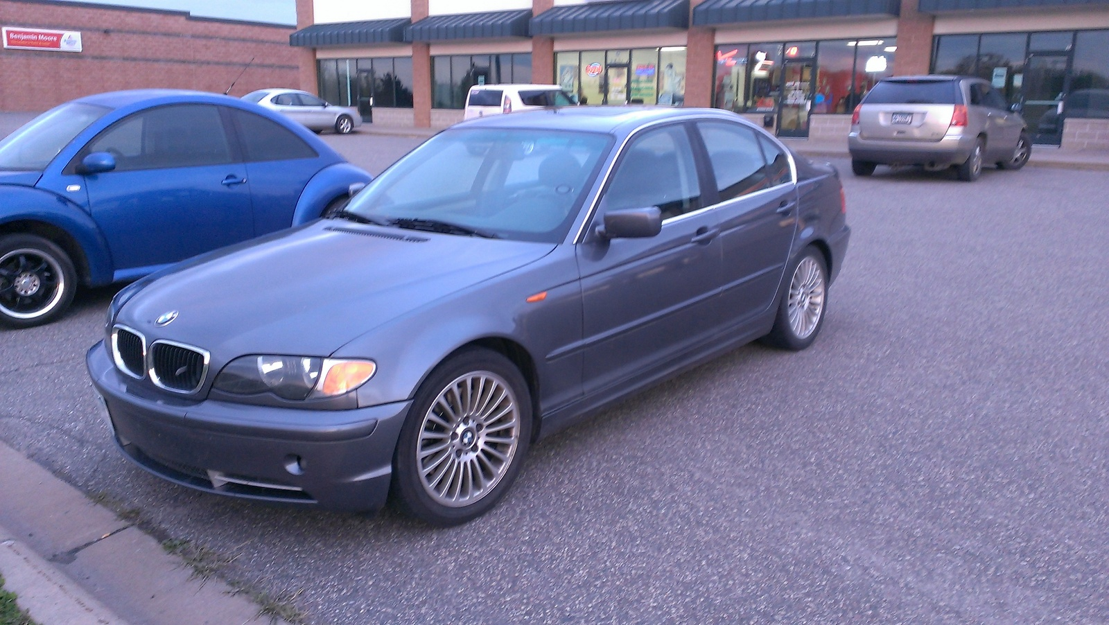 2003 Bmw 3 Series Trim Information Cargurus