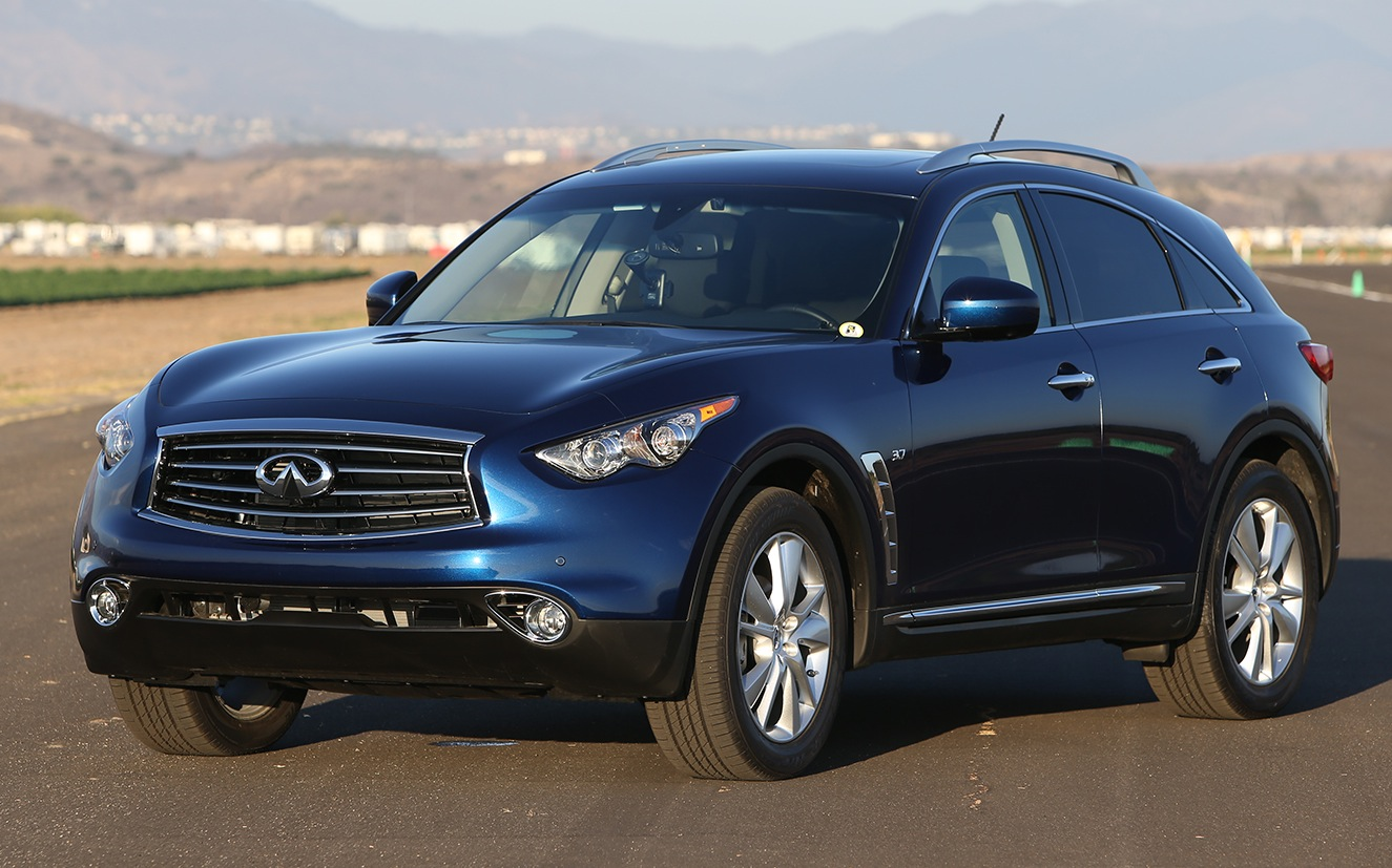 2014 infiniti qx70 review cargurus. Black Bedroom Furniture Sets. Home Design Ideas
