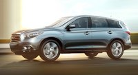 2014 Infiniti QX60 Hybrid Picture Gallery