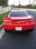 Picture of 2014 Chevrolet Camaro 2SS, exterior