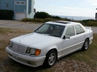 1987 Mercedes-Benz 300-Class Overview