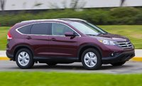 2014 Honda CR-V, Front-quarter view, exterior, manufacturer, gallery_worthy