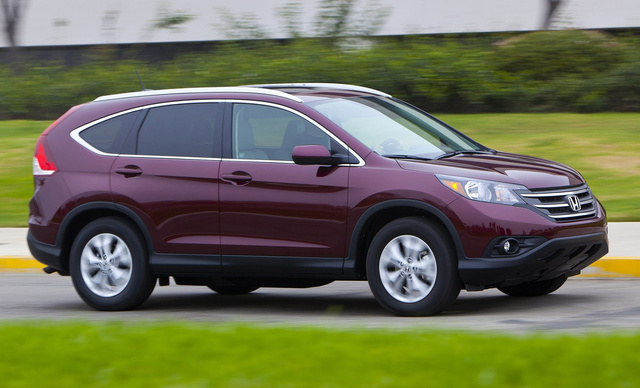 2014 Honda CR V, Front Quarter View, Exterior, Manufacturer, Gallery_worthy