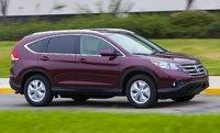 2014 Honda CR-V, Front-quarter view, exterior, manufacturer