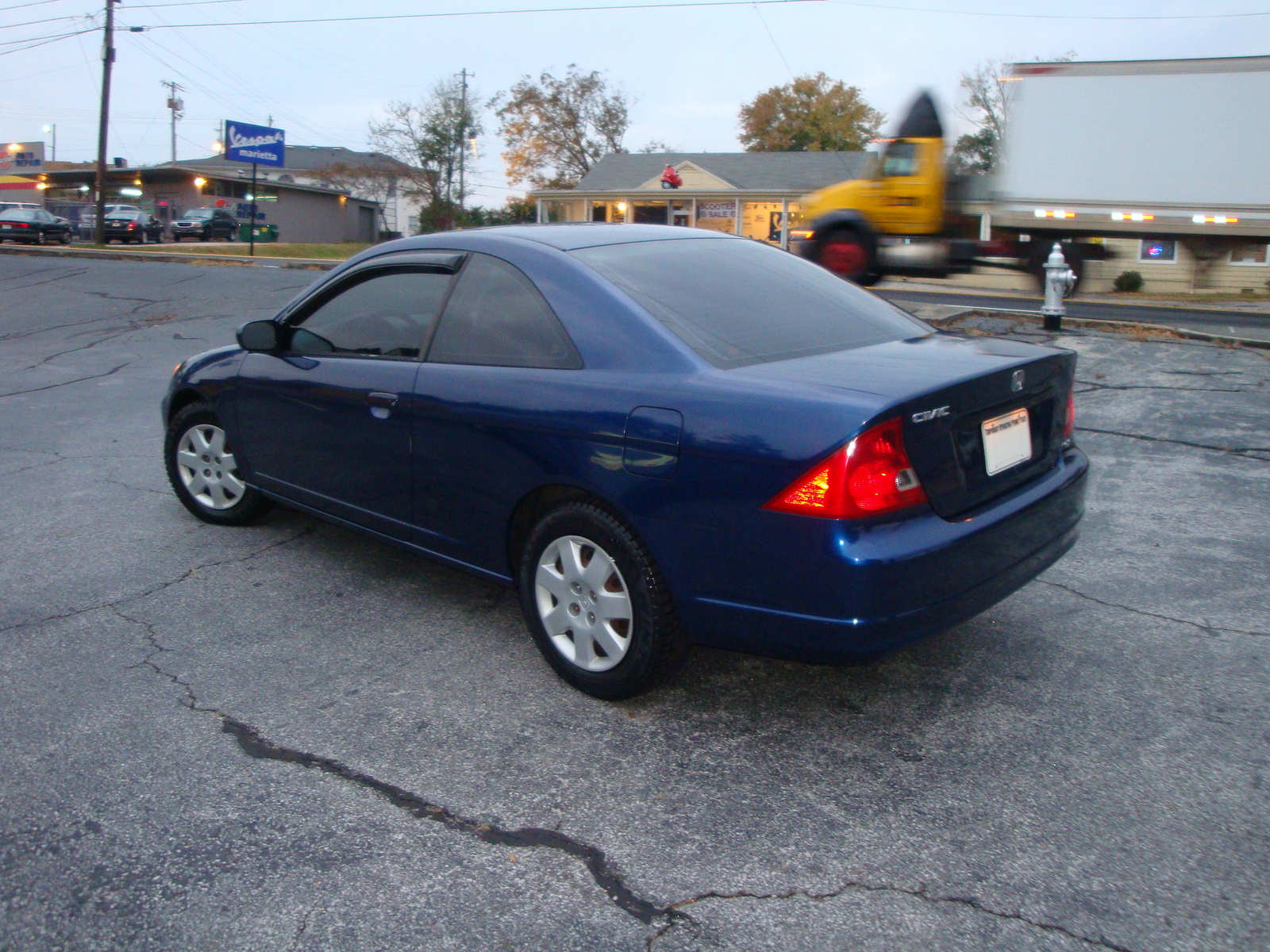 2001 Honda Civic Trim Information Cargurus