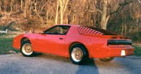 1987 Pontiac Trans Am Overview